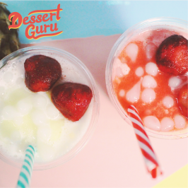 STRAWBERRY & PINEAPPLE COMBO PACK