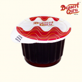 Black Coffee Jelly (6 CUP PACK)