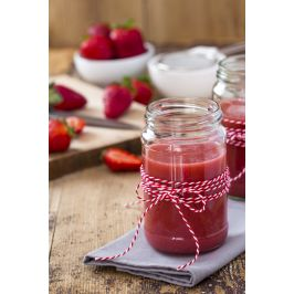 STRAWBERRY YOGHURT SMOOTHIE COMBO PACK