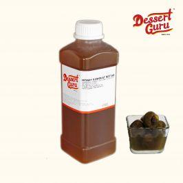 Honey Kumquat Nectar with Fruit