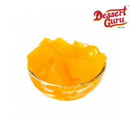 Mango Jelly Strips